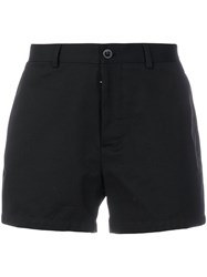 Maison Martin Margiela Tailored Shorts Black