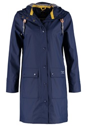 Tom Joule Parka French Navy Blue