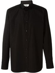 Saint Laurent Classic Casual Shirt Black