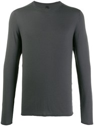 Transit Crew Neck Jumper Grey