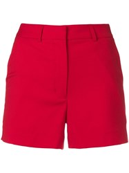 Calvin Klein Jeans Racing Stripe Shorts Red