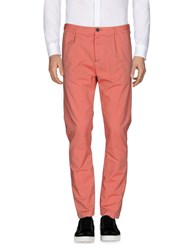 Care Label Casual Pants Coral
