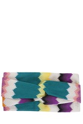 Missoni Twisted Headband Multi