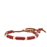 Maple Pacific Bracelet Red