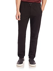 Saks Fifth Avenue Jogger Pants Black