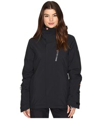 Roxy Wilder Jacket True Black Women's Coat