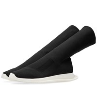 Rick Owens Drkshdw Low Sock Runner Black