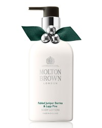 Molton Brown Fabled Juniper Berries And Lapp Pine Body Lotion 10 Oz. 300 Ml