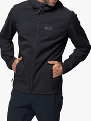 Jack Wolfskin Northern Point 'S Softshell Jacket Black