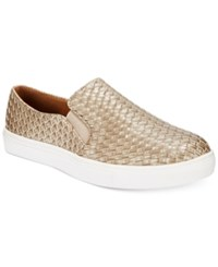 Wanted Boca Woven Slip On Sneakers Women's Shoes Tan