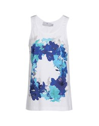 Adidas By Stella Mccartney Adidas By Stella Mccartney Topwear Vests Women White