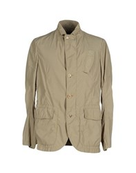 Allegri Coats And Jackets Full Length Jackets Men Beige