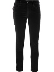 Jacob Cohen 'Kimberly' Trousers Black