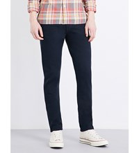 Citizens Of Humanity Noah Slim Fit Straight Leg Jeans Navy