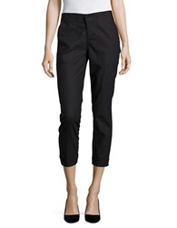 Ivanka Trump Straight Leg Dress Pants Black