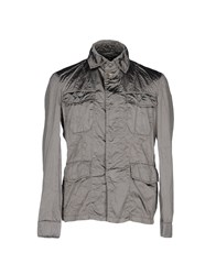 Refrigiwear Coats And Jackets Overcoats Grey