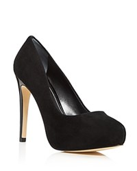 Charles By Charles David Frankie High Heel Hidden Platform Pumps Compare At 119 Black