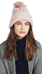 Hat Attack Tahoe Pom Pom Light Blush
