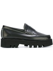 Sofie D'hoore 'Fancy' Loafers Black