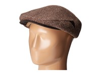 Stetson Italian Fabric Ivy Brown Traditional Hats