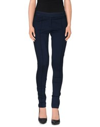 Kocca Trousers Casual Trousers Women Dark Blue