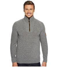 Dale Of Norway Ulv Sweater T Smoke Men's Sweater Gray