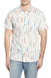 Kahala Kapala Trim Fit Sport Shirt White