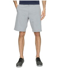 Travis Mathew Beck Shorts Light Grey Men's Shorts Gray