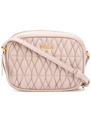 Furla Cometa Crossbody Bag Neutrals
