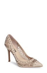 Bcbgeneration Women's Tomasa Perforated Pump