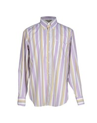Carlo Pignatelli Shirts Shirts Men White