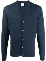 Paul Smith Button Up Knitted Cardigan 60