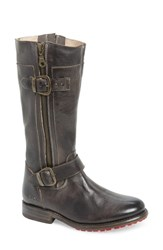 Bed Stu Gogo Boot Black Rustic
