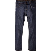River Island Mens Dark Wash Tapered Skinny Jeans