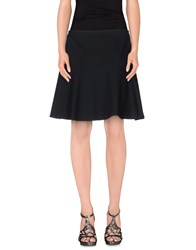 Adam By Adam Lippes Adam Lippes Skirts Knee Length Skirts Women Dark Blue