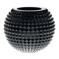 Gianfranco Ferre Duke Sphere Studs Vase Black