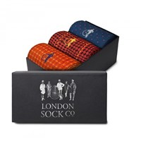 London Sock Company Mix Gift Box
