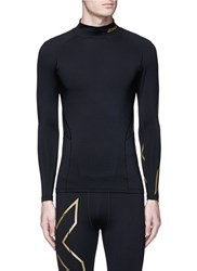 2Xu 'Elite Mcs Thermal Compression' Performance Top Black