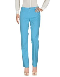 Roy Rogers Roger's Casual Pants Azure