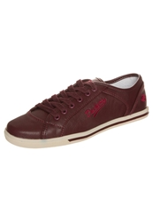Dockers By Gerli Trainers Bordeaux Red