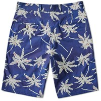 Gitman Brothers Vintage Gitman Vintage New Wave Palm Short Blue