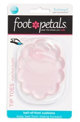 Foot Petals 'Tip Toes' For Flip Flops