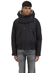 Calvin Klein Nantes Insulated Padded Jacket Black
