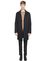 Wooyoungmi Stretch Wool And Cashmere Blend Coat