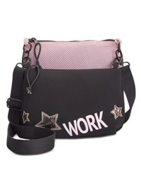 Ideology 2 In 1 Crossbody Only At Macy's Pink Black