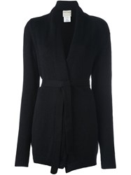 Stephan Schneider Belted Cardigan Black