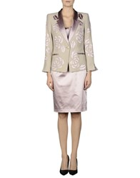 Gai Mattiolo Suits And Jackets Outfits Women Dove Grey