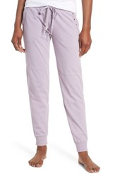 Pj Salvage Studded Jogger Lounge Pants Orchid
