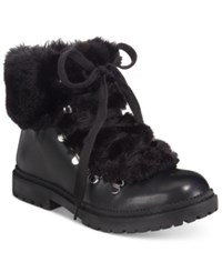 Inc International Concepts Women's Pamelia Boots Only At Macy's Women's Shoes Black