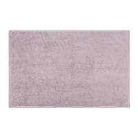 Amara Super Soft Cotton Bath Mat Heather
